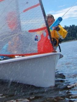 Sailpast waterfights