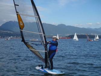 Viking Sailing Club Windsurfer